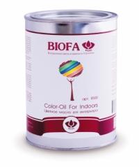 8543-8546 Цветное масло для интерьера BIOFA