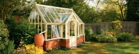 Victorian Terrace Glasshouse