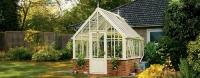 Victorian Planthouse Glasshouse