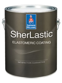 Фасадная краска SherLastic™ Elastomeric Coating 19 л