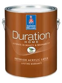 Интерьерная краска DURATION HOME® INTERIOR ACRYLIC LATEX 0,946 л