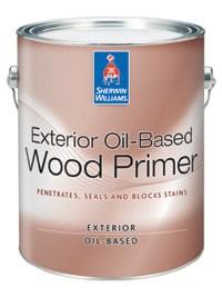 Экстерьерный грунт EXTERIOR OIL-BASED WOOD PRIMER 0,946 л