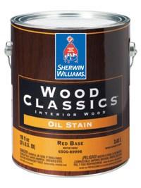 Интерьерная Морилка WOOD CLASSICS ® INTERIOR OIL STAIN 0,946 л