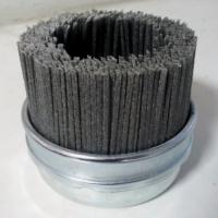 Щётка чашка, Osborn (SIT), абразивный нейлон — диаметр 100 мм, зерно 80, ворс плоский