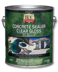 Масляный лак-силер H&C® Concrete Sealer Oil-Based  3,785 л
