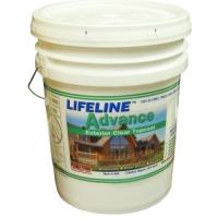 Прозрачное финишное покрытие для фасада Lifeline Advance 19 л