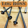 Шурупы-саморезы для бревен и бруса Log Boss