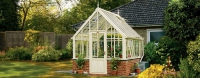 Victorian Planthouse Glasshouse