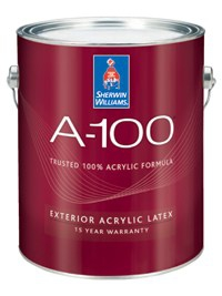 Фасадная акриловая краска A-100® EXTERIOR ACRYLIC LATEX 3,8 л