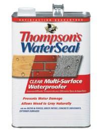 Фасадная универсальная пропитка THOMPSON'S WATERSEAL MULTI-Surface WATERPROOFER 3,785 л