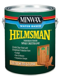 Интерьерный / Экстерьерный лак Minwax® Helmsman® Spar Urethane Varnish 3,785 л