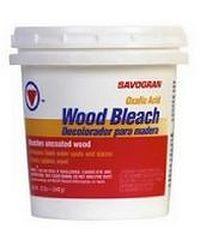 Безхлорный отбеливатель древесины SAVOGRAN® Wood Bleach Concentrated 0,340 л
