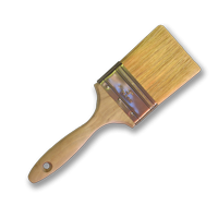 Кисть из смешанной щетины для покрытий на масляной / алкидной основе 7,5 см 3 дюйма
