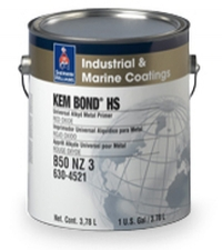 Универсальная грунтовка по металлу KEM BOND HS® UNIVERSAL METAL PRIMER 3,8 л