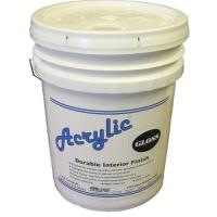 Прозрачное финишное покрытие для интерьера Lifeline Acrylic 19 л