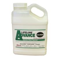 Прозрачное финишное покрытие для фасада Lifeline Advance 3,8 л