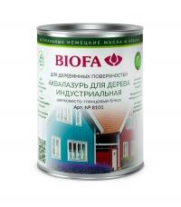 8101 Аквалазурь для дерева, индустриальная BIOFA