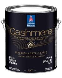 Интерьерная краска Cashmere Interior Acrylic Latex 0,95 л