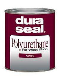 Интерьерный прочный лак для пола MINWAX Dura Seal Polyurethane 3,785 л