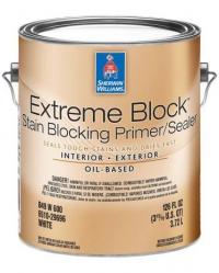 Грунт блокирующий алкидный универсальный Extreme Block Stain Primer 3,785 л