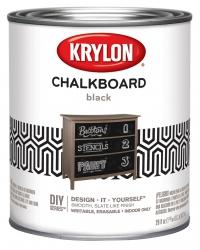 """Покрытие """"школьная доска"""" Krylon Chalkboard 0,857 л"""