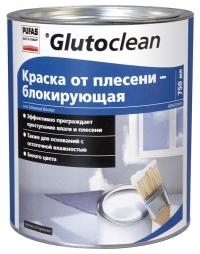 Краска от плесени блокирующая Pufas Glutoclean 750 мл