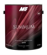 Акриловая износостойкая краска Summum 3100 Epoxy 3,8 л
