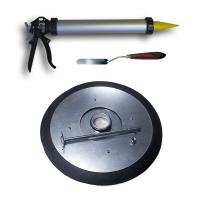 Набор инструментов для герметизации деревянного дома №1