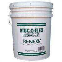 Эластичная акриловая фасадная краска Stuc-O-Flex RENEW 19 л