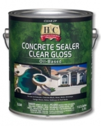 Масляный лак-силер H&C® Concrete Sealer Oil-Based  3,8 л