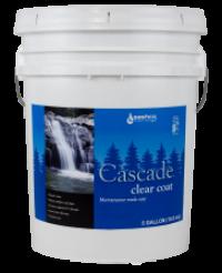Защитное финишное покрытие-лак для дерева Cascade Clear Coat 19 л