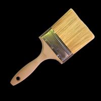 Кисть из смешанной щетины для покрытий на масляной / алкидной основе 10 см 4 дюйма