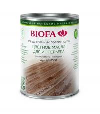 8500  Цветное масло для интерьера BIOFA