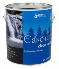 Защитное финишное покрытие-лак для дерева Cascade Clear Coat 3,8 л