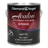 Акриловая интерьерная краска Avalon Ultra Premium 0,94 л