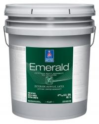 Воднодисперсионная акриловая латексная краска для интерьера EMERALD Interior Acrylic Latex 19 л