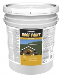 Краска для крыш Kool Seal Premium Roof Paint 19 л