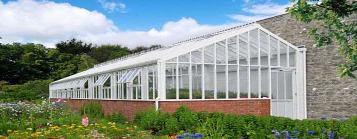 Bespoke 7 Glasshouse
