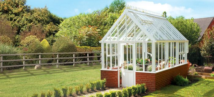 Victorian Grand Classic Glasshouse